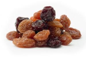 Les bienfaits du raisin bio frais et sec